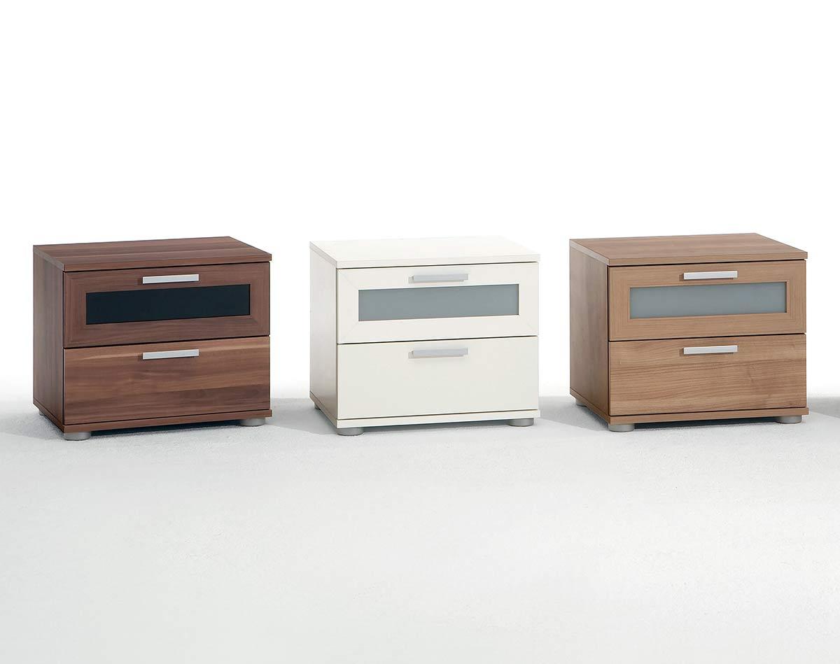nachtschrank nachttisch nachtkonsole jack 1. Black Bedroom Furniture Sets. Home Design Ideas