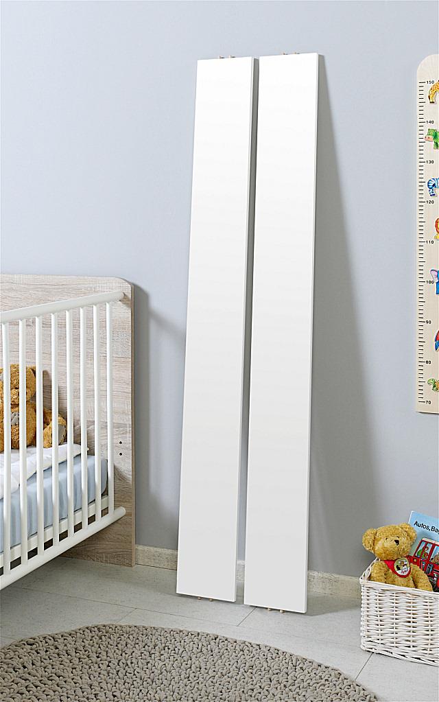umbauseiten f r babybett der kinderm belserie elisamoebel dich. Black Bedroom Furniture Sets. Home Design Ideas