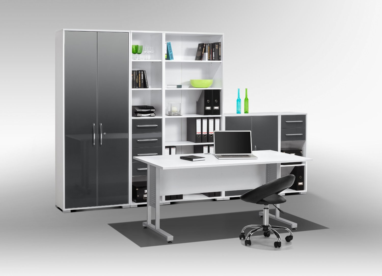 arbeitszimmer system 1200 b rom bel system maja m belmoebel dich. Black Bedroom Furniture Sets. Home Design Ideas