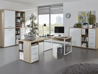 Arbeitszimmer Büro Büromöbel MAJA Möbel Set+