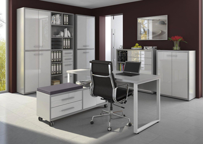 Büro MAJA SET+ in 5 Farbkombinationen (SET 07)