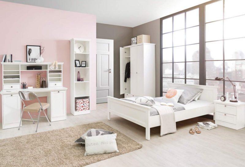 Schlafzimmer / Jugendzimmer STOCKHOLM (Set 3)