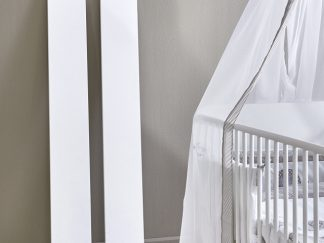 Umbauseiten KIM für Babybett KIM