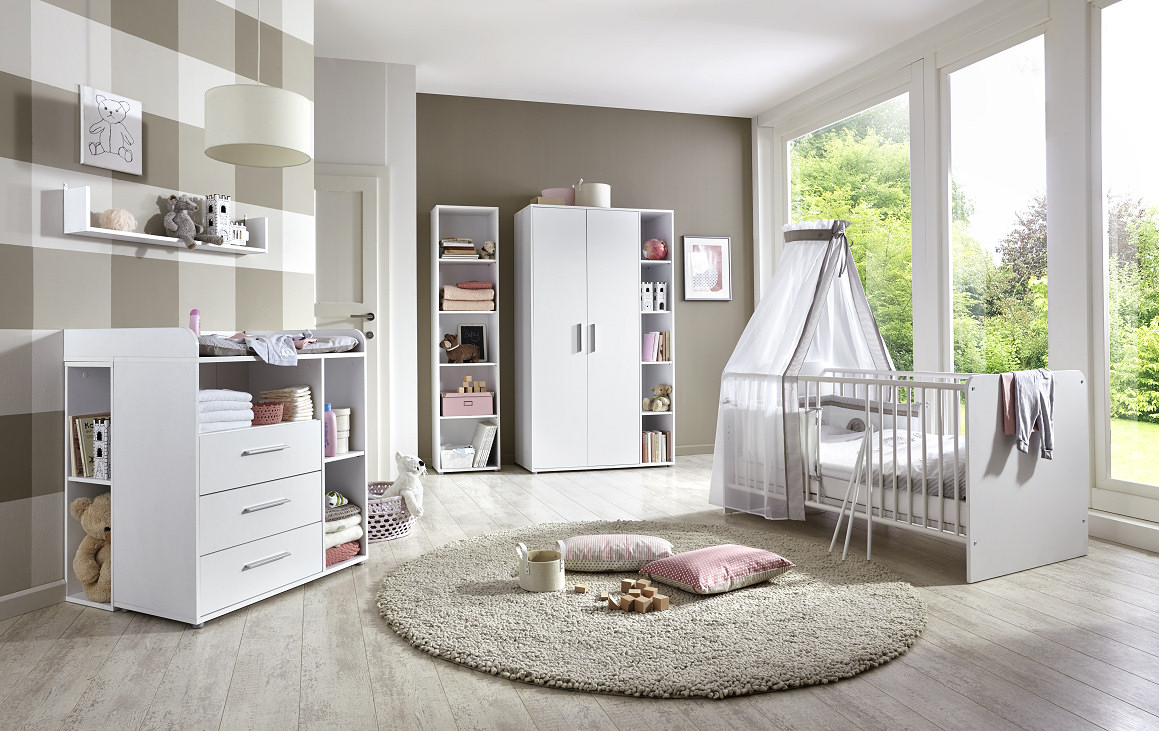babyzimmer kinderzimmer kim 4moebel dich. Black Bedroom Furniture Sets. Home Design Ideas