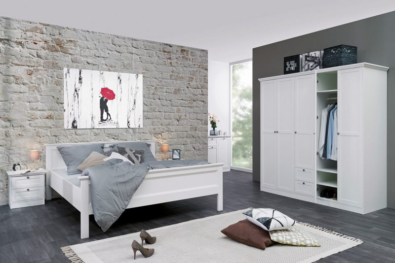 schlafzimmer kinderzimmer g stezimmer stockholm wei. Black Bedroom Furniture Sets. Home Design Ideas