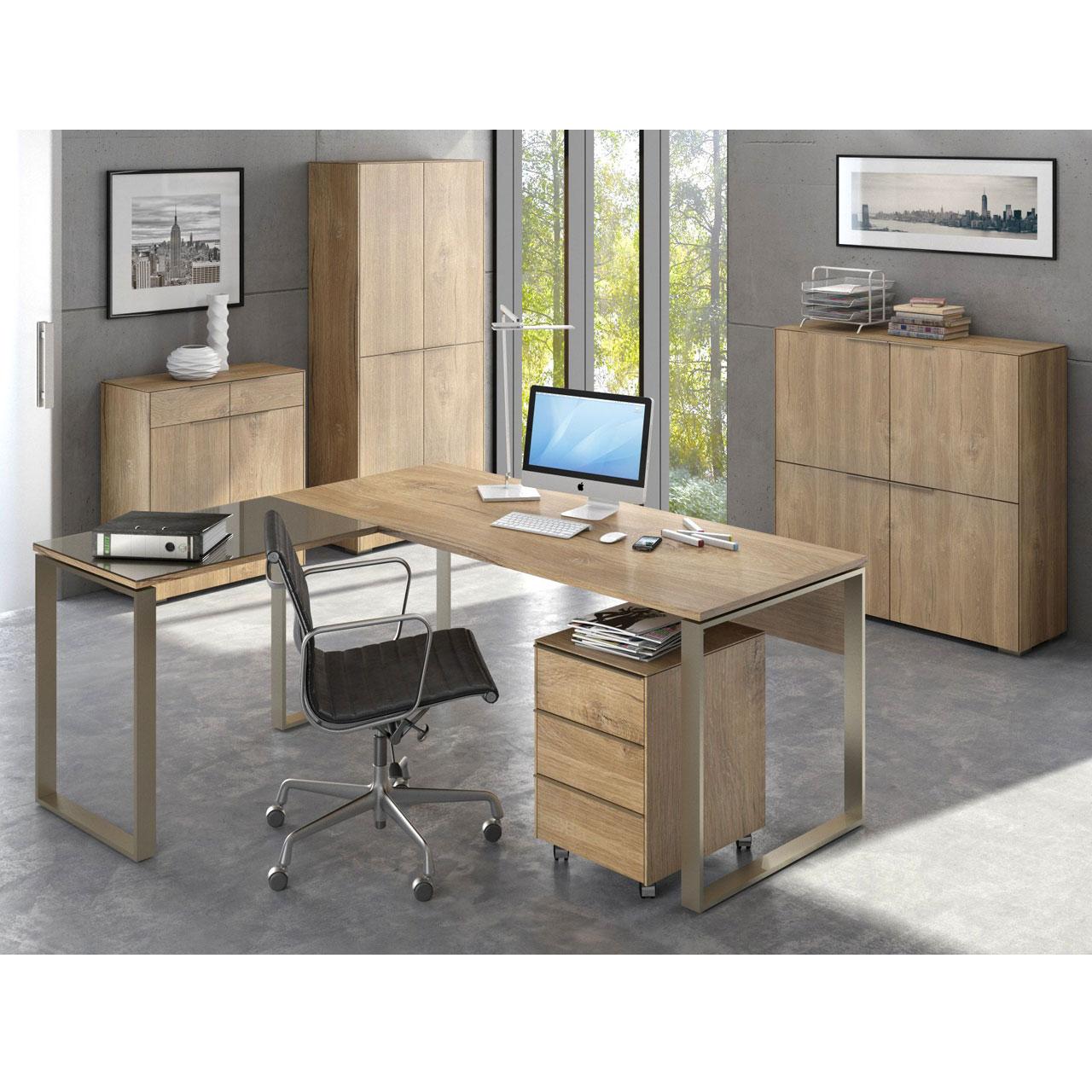 b ro maja yolo in riviera eiche set 2. Black Bedroom Furniture Sets. Home Design Ideas