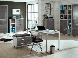 Arbeitszimmer Büro Büromöbel MAJA Set+