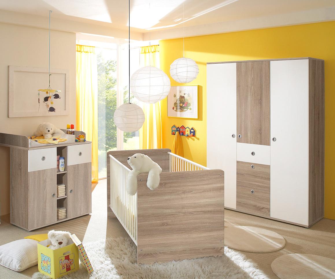 Kinderzimmer Babyzimmer Wiki 6 In Eiche Sonomamoebel Dich Auf De