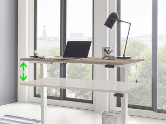 höhenverstellbarer Schreibtisch e-TABOR