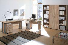 Arbeitszimmer-Broeinrichtung-Brombel-Bro-komplett-OFFICE-LINE-Eiche-Sonoma-400325459156