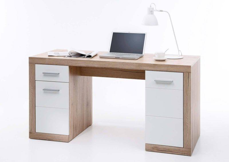 Schreibtisch San Remo Eiche 2021