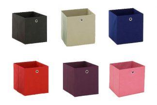 Regalkorb Vliesbox Faltbox MEGA 3