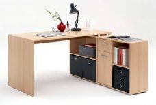Schreibtisch LEX in Buche