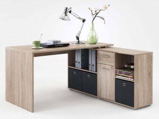 Schreibtisch LEX in Eiche Sonoma